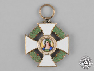 San Marino, Republic. An Order of Saint Agatha, V Class Knight, c.1930