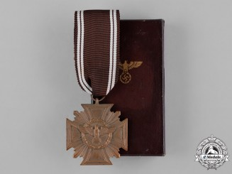Germany, NSDAP. A 10-Year Long Service Award