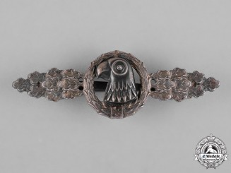 Germany, Luftwaffe. A Reconnaissance Unit Squadron Clasp, Silver Grade