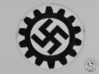 Germany, DAF. A Mint DAF Member's Sport Shirt Insignia