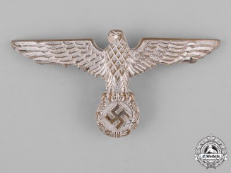 Germany, Wehrmacht. A Wehrmacht Pith Helmet Eagle