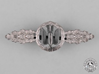 Germany, Luftwaffe. A Bomber Pilot's Clasp, Silver Grade