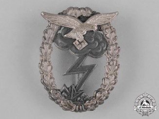Germany, Luftwaffe. A Ground Assault Badge