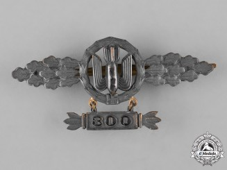 Germany, Luftwaffe. A Bomber Pilot's Clasp, Gold Grade