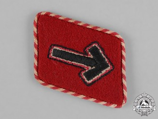 Germany, SA. A National Leader's School Instructor Collar Tab
