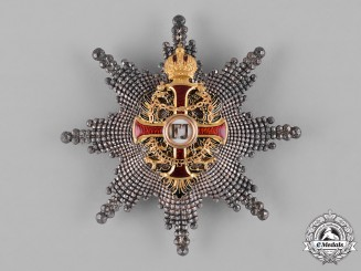 Austria, Imperial. A Franz Joseph Order in Gold, Commander's Star, by Vinc. Mayer's Söhne, c.1900