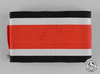 Germany, Third Reich. A Length of Knights Cross Ribbon
