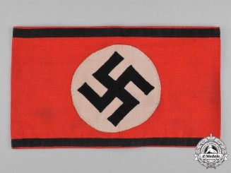 Germany, SS. An Armband for a SS Summer Shirt