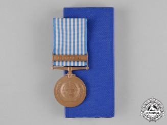 United Nations. A United Nations Service Medal for Korea