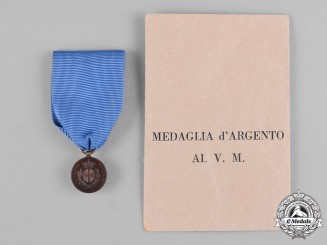Italy, Kingdom. An Order of Military Valour Miniature and Packet