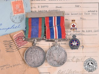 Canada. A Second War Group, Sault Ste. Marie and Sudbury Regiment