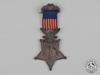 United States. An Army Congressional Medal of Honor, Type I, c.1870