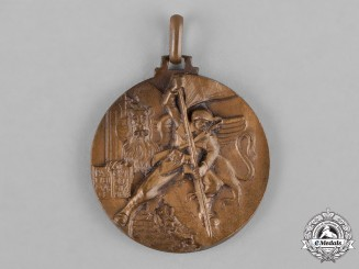Italy, Kingdom. A Liberation of Dalmatia Medal, c.1941