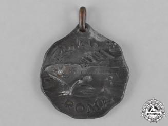 Italy, Kingdom. A Regia Marina Battleship Roma Medal