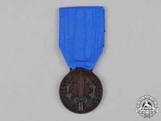 Italy, Social Republic. Medal for Military Valour, 3rd Class Bronze Grade