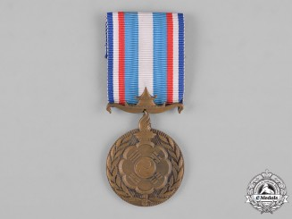 France, Fourth Republic. A Medal for United Nations Operations in Korea