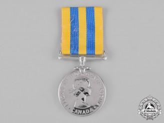 Canada. A Korea Medal 1950-1953