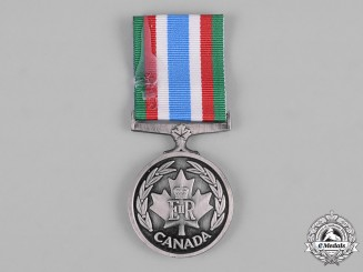 Canada. A Canadian Peacekeeping Medal