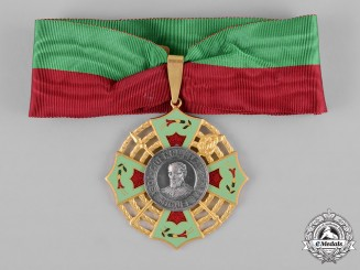 Bolivia, Republic. An Order of Jose Miguel Lanza, Commander, c.1970