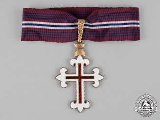 Portugal, Republic. An Order of Military Merit, II Class c.1960