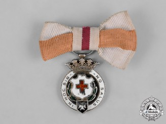 Spain, Franco Period. An Order of the Red Cross, II Class Medal, c.1940
