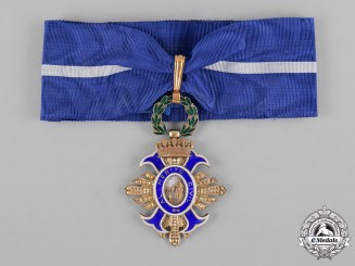 Spain, Franco Period. An Order of Civil Merit, Commander, c.1950