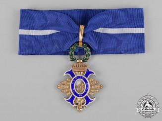 Spain, Franco Period. An Order of Civil Merit, Commander, c.1950