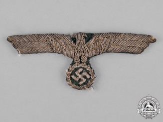 Germany, Heer. A Heer (Army) Officer's Breast Eagle