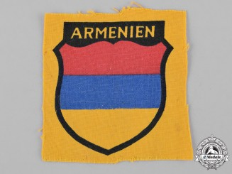 Germany, Wehrmacht. An Armenian Volunteers Arm Shield
