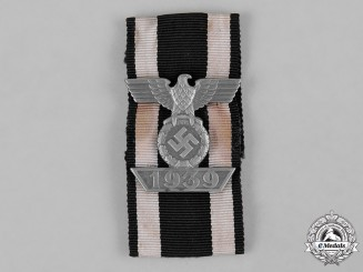 Germany, Wehrmacht. A Clasp to the 1939 Iron Cross, II Class, Type II