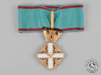 Italy, Republic. An Order of Merit of the Italian Republic, III Class Commander, c.1960