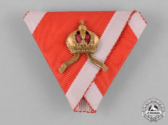 Austria, Empire. A Commander's Decoration of the Order of Leopold, c.1918