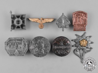 Germany, Third Reich. A Lot of Insignia & Badges