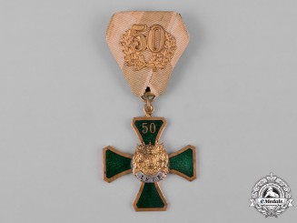 Germany, Weimar. A Saxon Military Association Confederation, I Class Medal, by Glaser & Sohn