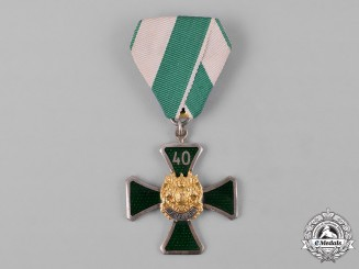 Germany, Weimar. A Saxon Military Association Confederation, II Class Medal, by Glaser & Sohn