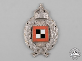 Germany, Imperial. A Prussian Observer's Badge, Sew-on Version, c.1916