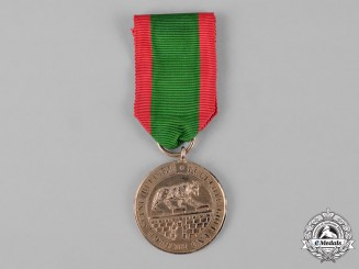Saxony, Anhalt. A House Order of Albert the Bear, Silver Merit Medal, c.1900