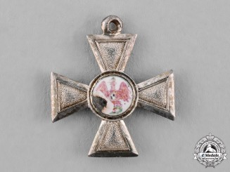 Prussia, Kingdom. A Miniature Order of the Red Eagle, IV Class Cross, c.1900