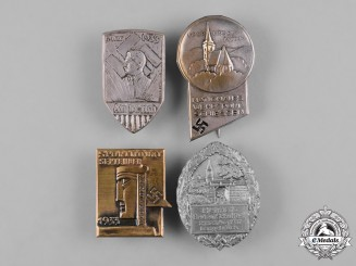 Germany, Third Reich. A Lot of Third Reich Period Event Badges