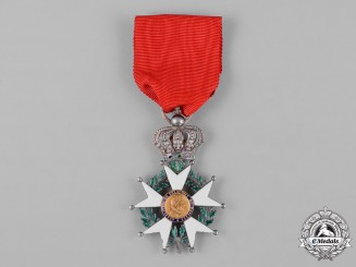 France, II Restoration. A National Order of the Legion of Honour, V Class Knight, c.1820