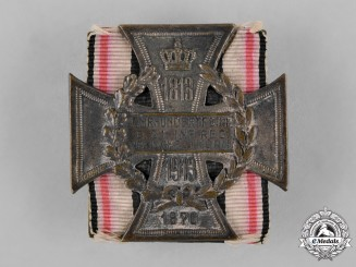 "Germany, Imperial. A 1913 Infantry Regiment ""von Borcke"" 100th Anniversary Badge"