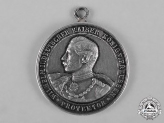 Germany, Imperial. An Association of Messenger Pigeon Breeders Merit Medal