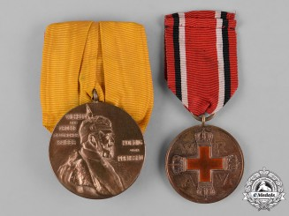 Germany, Imperial. A Lot of First War Period Service Medals