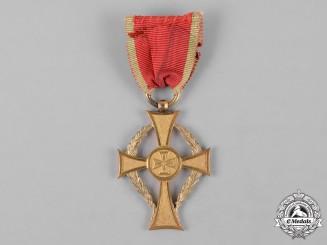 Mecklenburg-Schwerin, Grand Duchy. A Friedrich Franz Cross, c.1917