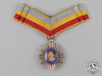 Venezuela, Republic. An Order of the Liberator, III Class Commander, c.1940