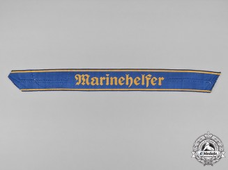 Germany, HJ. A HJ Kriegsmarine Assistant's Cuff Title