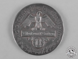 Germany, Third Reich. A 1934 Reichsnährstands Exhibition Medal for Cheese