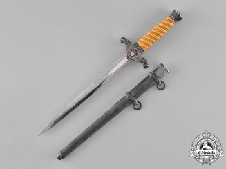Bulgaria, Kingdom. An Army Officer's Dagger, by Eickhorn