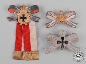 Germany, Imperial. A Lot of First War Era Veterans Badges