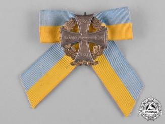 Braunschweig, Dukedom. A Veteran Badge, 1877